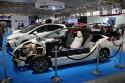 Hybrydowa Toyota Auris w przekroju