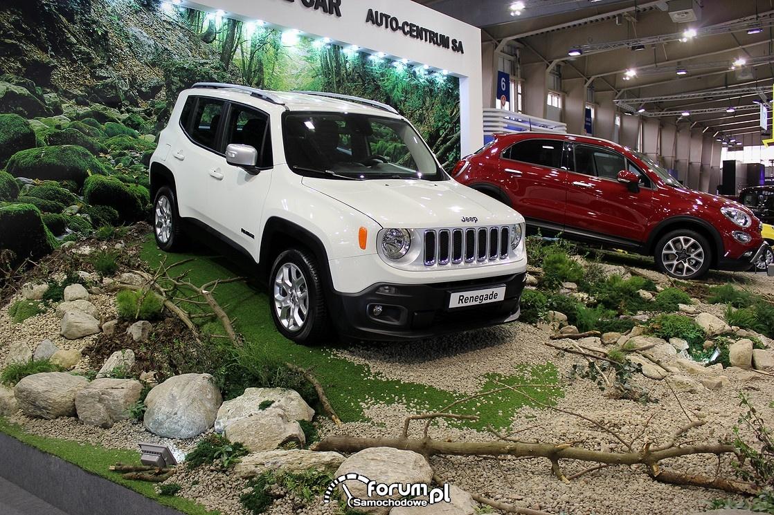 Jeep Renegade, 2