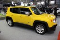 Jeep Renegade, bok