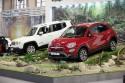 Jeep Renegade i Fiat 500X