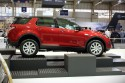 Land Rover Discovery Sport, bok