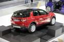 Land Rover Discovery Sport, widok z góry