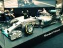 Mercedes F1W05 Hybrid