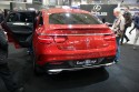 Mercedes GLE Coupe, tył