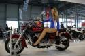 Motocykl Hyosung ST7, modelka
