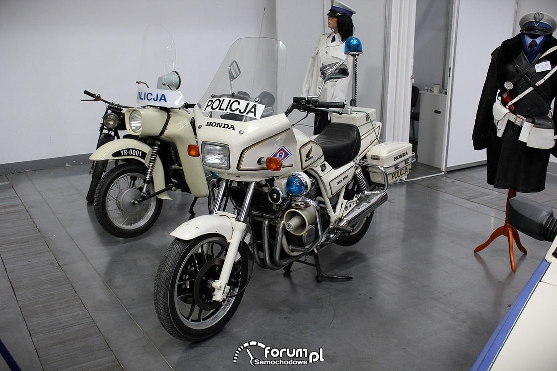 Motocykle Policyjne i Milicyjne