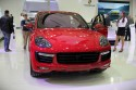 Porsche Cayenne GTS, przód