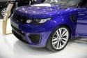Range Rover Sport, przód