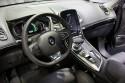 Renault Espace, wnętrze, kierownica i zegary