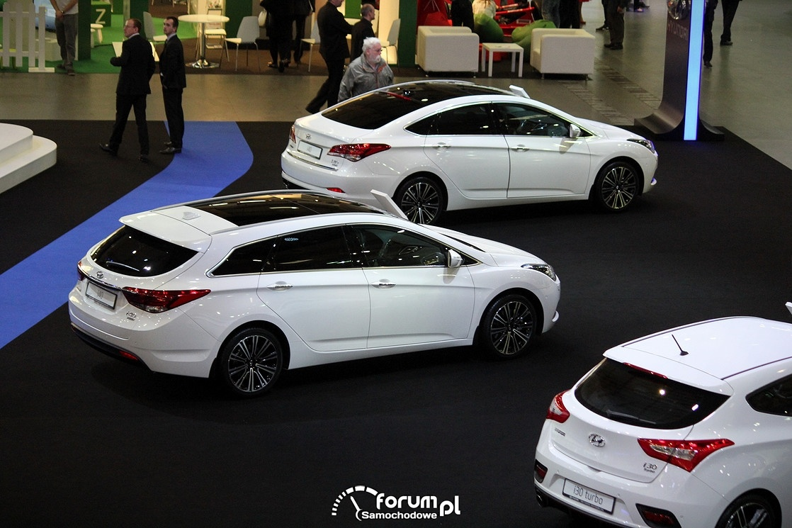 Samochody Hyundai