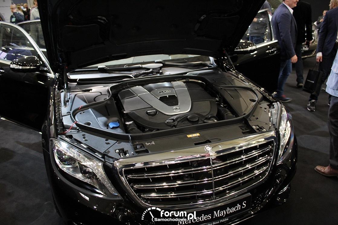 Silnik V12, Mercedes Maybach S