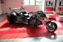 Trike z silnikiem Audi V8