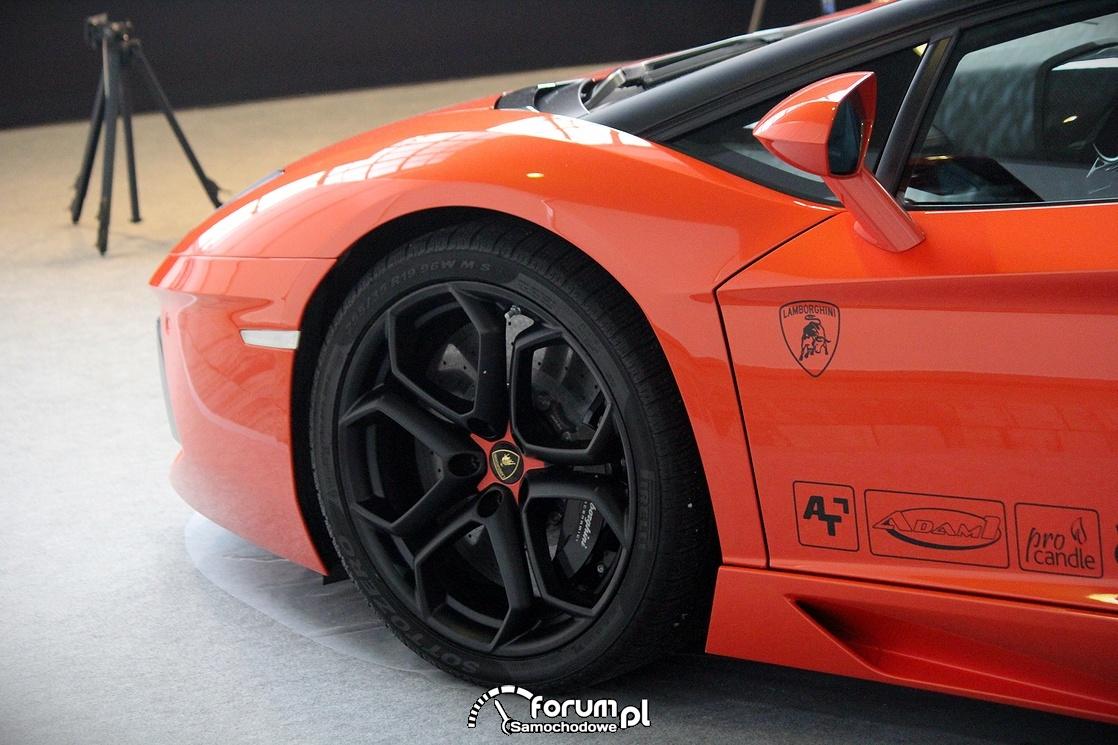 Alufelgi Lamborghini