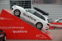Audi A6 Allroad quatro, podjazd 30 stopni nachylenia