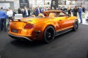 Bentley Continental Convertible, tuning