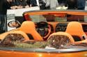 Bentley Continental Convertible, wnętrze