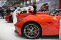 Ferrari F12 Berlinetta na stoisku Ferrari