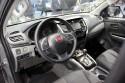 Fiat Fullback, wnętrze