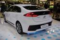 Hyundai IONIQ hybrid, tył