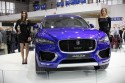 Jaguar F-PACE, przód