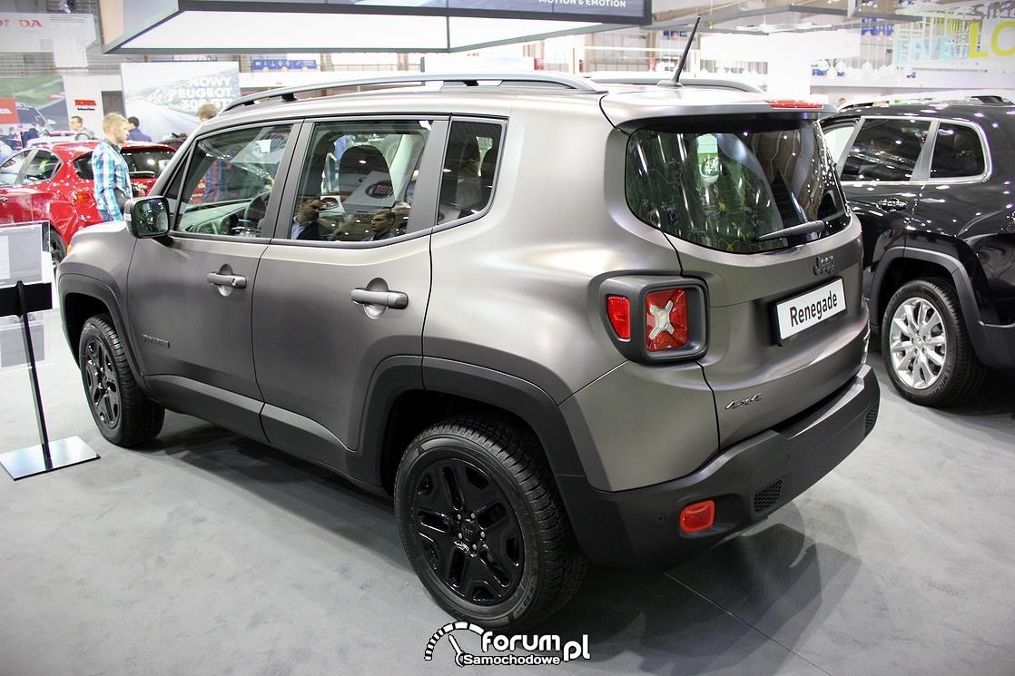 Jeep Renegate, 2