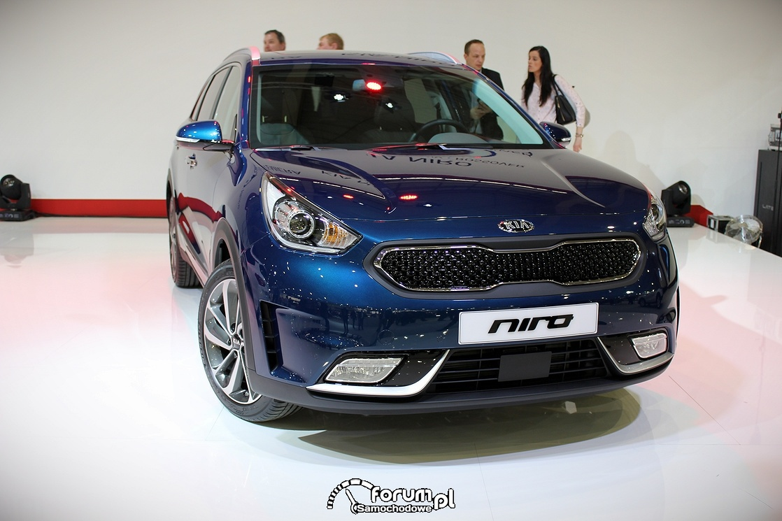 Kia Niro Hybrid - test spalania