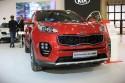 Kia Sportage GT Line, przód