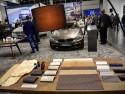Materiały wykończeniowe BMW