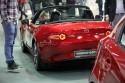 Mazda MX-5, tył