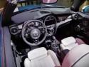 Mini Cabrio, wnętrze