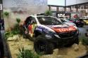 Peugeot 2008 DKR, przód
