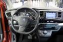Peugeot Traveller, wnętrze, kokpit
