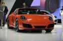 Porsche 911 targa 4S, przód