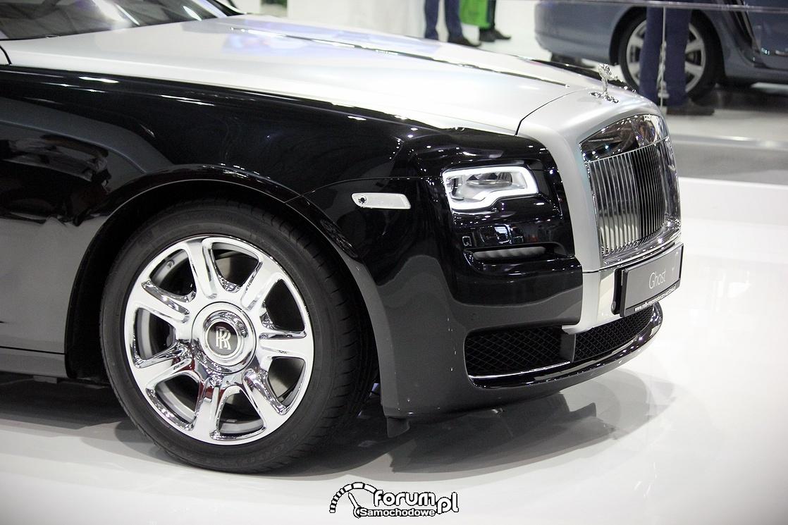 Rolls-Royce Ghost, alufelgi