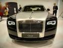 Rolls-Royce Ghost, przód