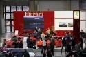 Stoisko Ferrari na targach