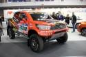 Toyota Hilux, samochód rajdowy