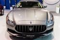 Maserati Quattroporte, przód