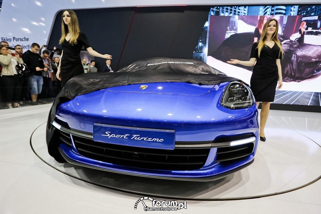 Premiera Porsche Panamera Sport Turismo