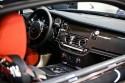 Rolls-Royce Wraith Black Badge, wnętrze
