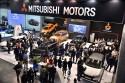 Stoisko Mitsubishi na targach