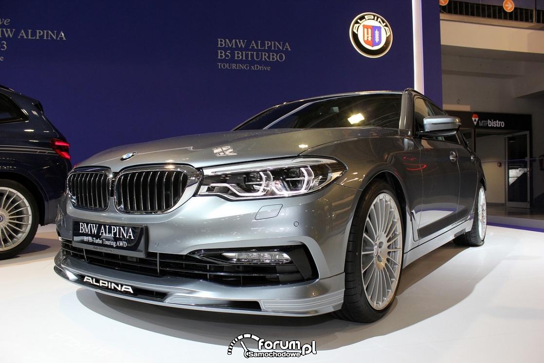 BMW Alpina B5 Bi-Turbo Touring AWD
