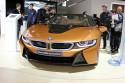 BMW i8 Roadster, przód
