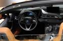 BMW i8 Roadster, wnętrze