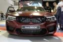 BMW M5, przód