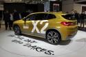 BMW X2, bok