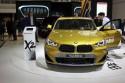 BMW X2, przód