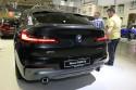 BMW X4, tył