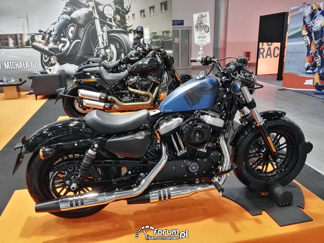 Harley-Davidson Forty Eight Sportster