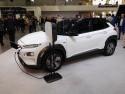 Hyundai Kona Electric, bok